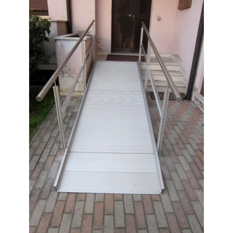 Rampe di accesso per disabili for Arredamento casa per disabili