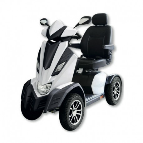 Scooter elettrico Panther a due posti