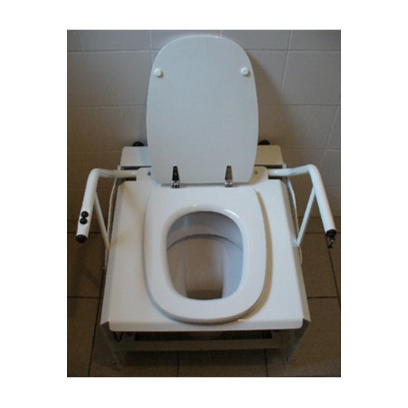 Ausili disabili bagno idee di design per la casa - Normativa bagno disabili ...