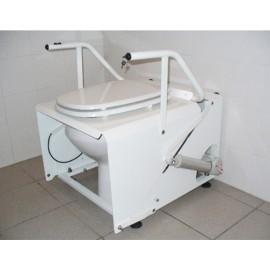 Alzata per wc