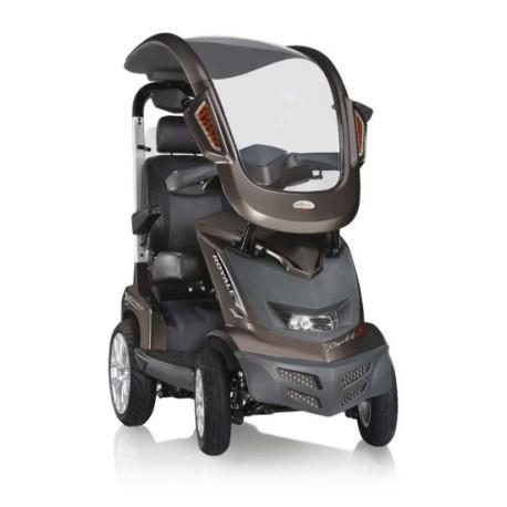 Scooter elettrico disabili Royale 4S potente doppia seduta