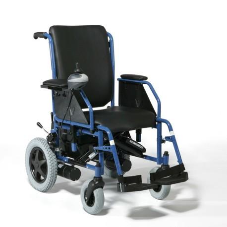 Express 2000 sedia a rotelle elettronica a doppia crociera for Sedia a rotelle doppia crociera