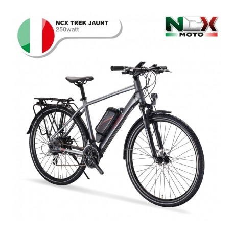 Bicicletta elettrica Trek Jaunt