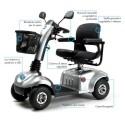 Scooter elettrico modello Eris