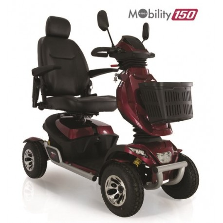 """Scooter elettrico per disabili ed anziani 4 ruote """"Veloce"""""""