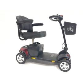Scooter elettrico 4 ruote compatto Pixel