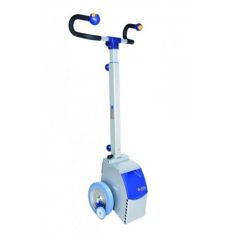 S-MAX Montascale a ruote per carrozzina - www.prezzi-ausili-per-disabili.it