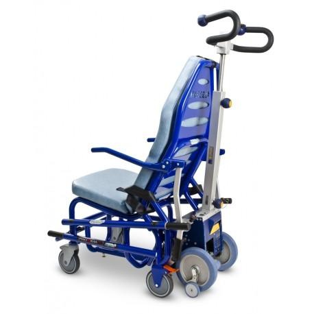 S-MAX PA Montascale a route per L'uso professionale - www.prezzi-ausili-per-disabili.it