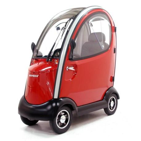 Mobilità scooter Shoprider 889XLSBN-CABIN