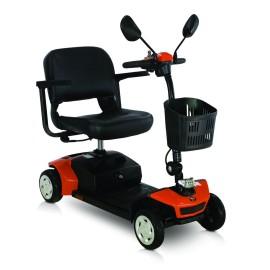 Scooter elettrico per disabili e anziani Compatto