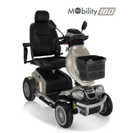 """Scooter elettrico 4 ruote """"Aviator"""" affidabile e robusto"""