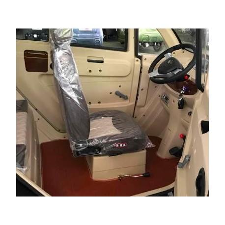Scooter cabinato Cabine con Volante