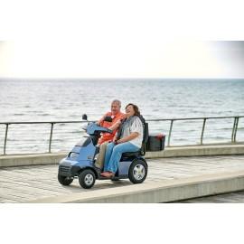 Scooter elettrico Afiscooter S 4W- Doppio sedile-