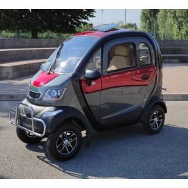Scooter Cabinato quattro ruote CABINE